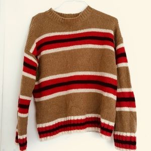 Urban Outfitters Chunky Knit Oversized Sweater - M